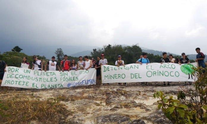 ¿Seremos capaces de ecologizar la Revolución Bolivariana?