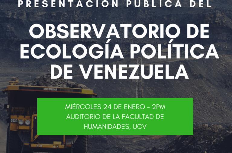 Presentación Pública OEP Venezuela