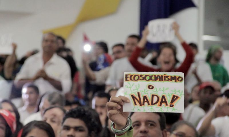El devenir histórico de los ecologismos venezolanos y el crucial dilema ecológico en la Revolución Bolivariana