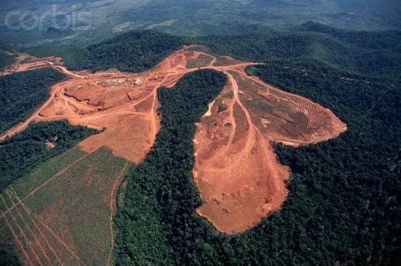 Los impactos socio-ambientales de la mina de bauxita a cielo abierto Los Pijiguaos (Bolívar), de la estatal CVG Bauxilum