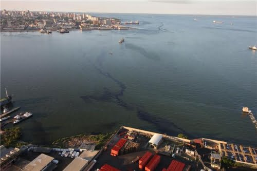 Contaminación en el Lago de Maracaibo