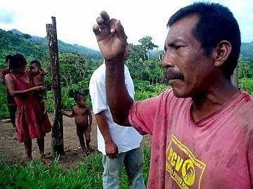 Indígenas yukpa de los ríos Yaza y Tukuko luchan por frenar la expansión de Carbozulia en la Sierra de Perijá