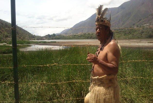 Las luchas para salvar y regenerar la Laguna de Urao, estado Mérida