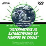 Convocatoria Revista Territorios Comunes Nro 2