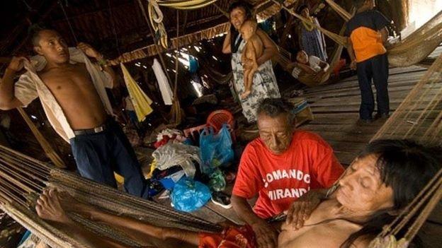 Visibilizando la situación de salud de los pueblos indígenas de Venezuela