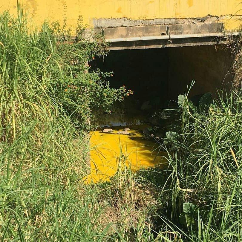 Derrame de herbicida en el río Tinaquillo (Cojedes) provocó suspensión de servicio de agua