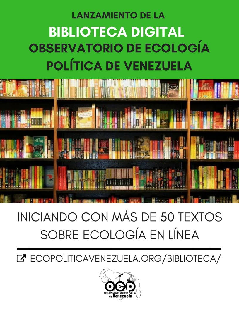 Lanzamiento de la Biblioteca Digital del OEP