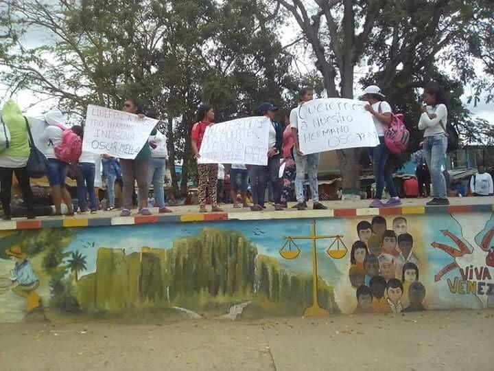 Comunicado: Solidaridad con el pueblo Pemón, fuera el crimen organizado de los territorios indígenas