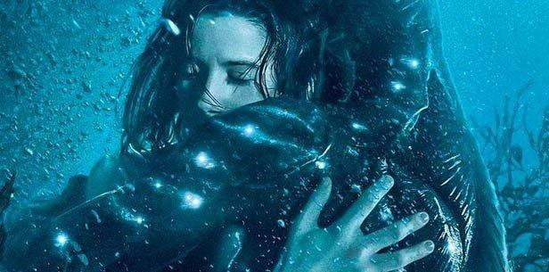 La forma del agua: Un relato prodigioso que rinde homenaje al cine