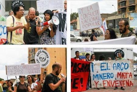 """El Escandaloso Silencio de la Justicia: A dos años de la Solicitud de Nulidad del Decreto que creó el """"Arco Minero del Orinoco"""""""