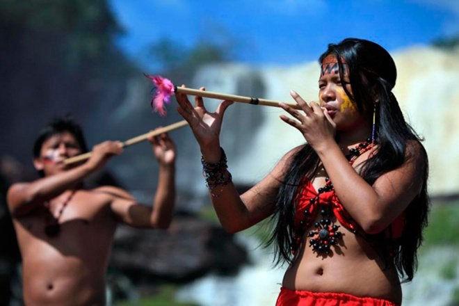 Saber ambiental indígena para superar el extractivismo