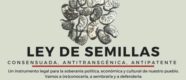 CAMPAÑA VENEZUELA LIBRE DE TRANSGÉNICOS: Avanzan los intentos por cambiar la Ley de Semillas en Venezuela