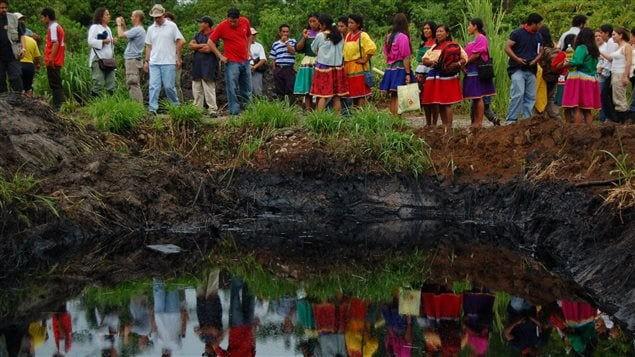 ECUADOR: Comunicado de Acción Ecológica en repudio al Laudo arbitral de La Haya que deja impune a Chevron/Texaco