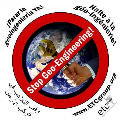 Alto inmediato a la geoingeniería: exigen 110 organizaciones y movimientos populares