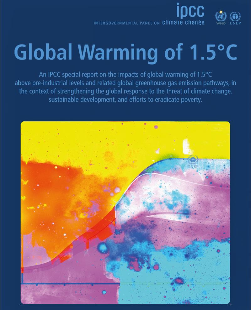 Es aprobado Informe especial del IPCC sobre el calentamiento global, mirando ahora a los 1,5 °C