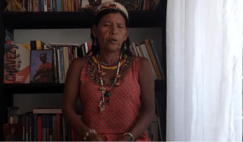 (VIDEOS) Mujeres yukpa denuncian criminalización de familiares de caciques Sabino Romero y Carmen Fernández