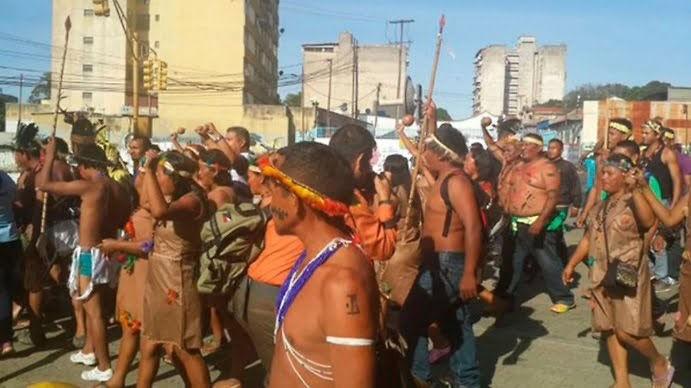 Comunicado: a propósito de la agresión militar al pueblo pemón en Canaima