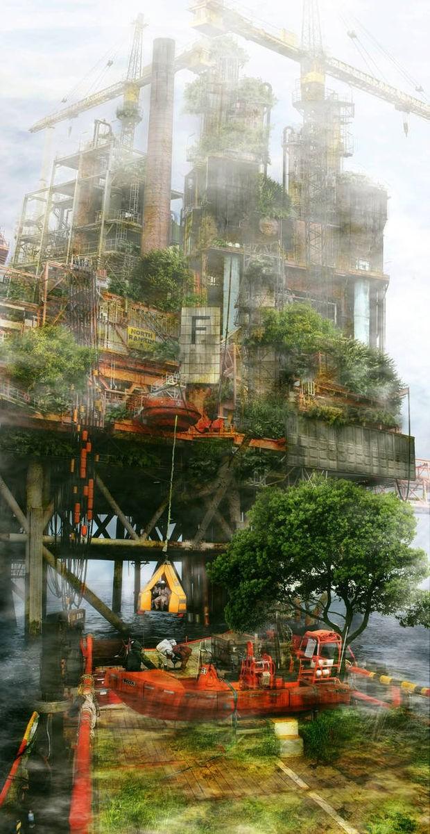 El lado oculto del petróleo y su papel en la emergencia de nuevas sensibilidades ecológicas