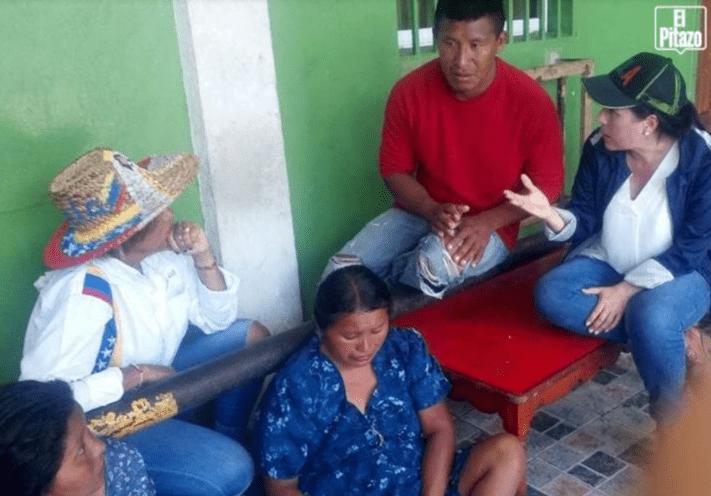 Guardia Nacional Bolivariana asesina a una mujer embarazada y a una niña warao en Mariusa, Delta Amacuro