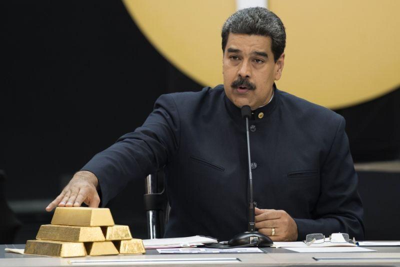 Venezuela y la geo-ecopolítica del oro