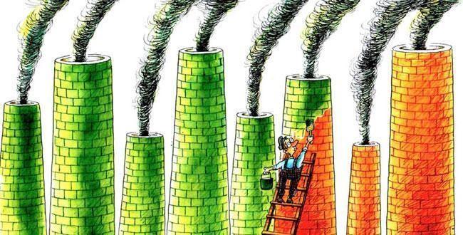 El capitalismo verde y el ecologismo del pecado original