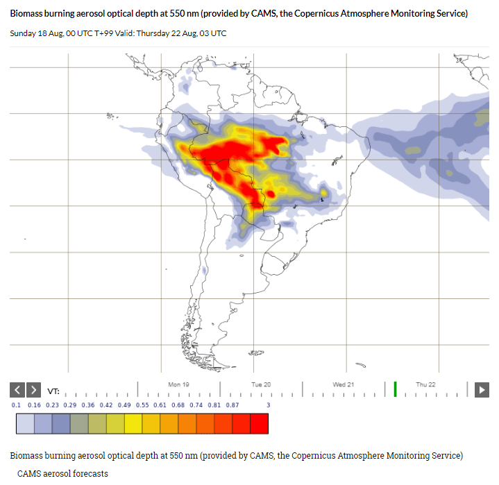 Incendios en la Amazonía y nuevo tiempo político en América Latina