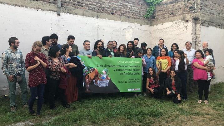 Encuentro Regional: Crisis Climática, Transición energética y Extractivismo Minero en América Latina