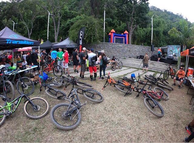 Carrera ciclística amenaza Parque Nacional Waraira Repano en Caracas