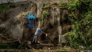 Crónica del colapso del sistema de agua de Venezuela
