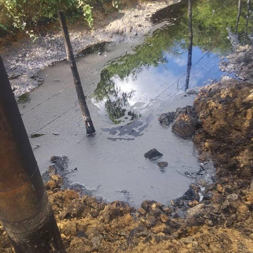 Anzoátegui: Productores agropecuarios afectados por derrames de petróleo