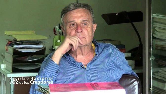 Premio Andrés Bello reconoce trayectoria de Esteban Emilio Mosonyi
