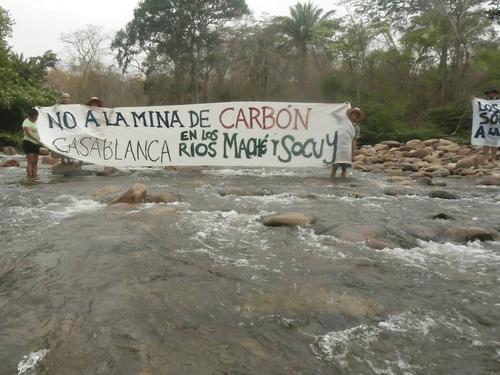 Mara y Guajira. Zona de sacrificio