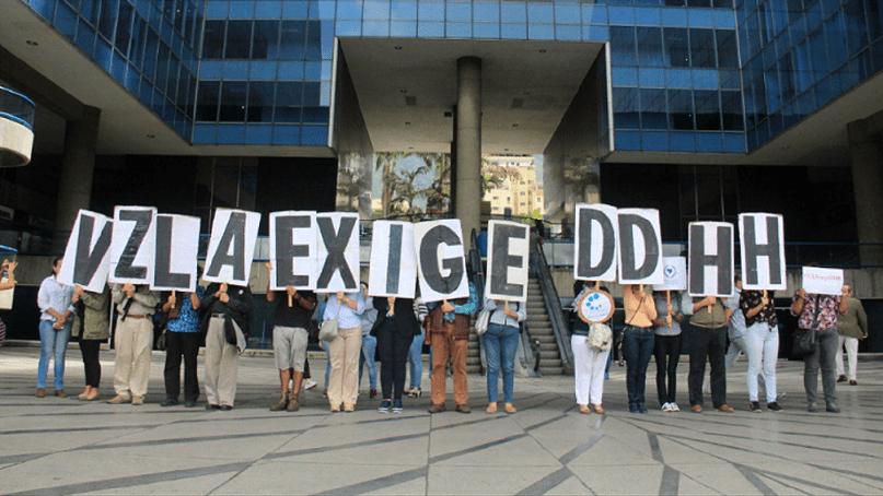 Comunicado: Exigimos el fin de la política sistemática de criminalización a defensores y defensoras de Derechos Humanos en Venezuela