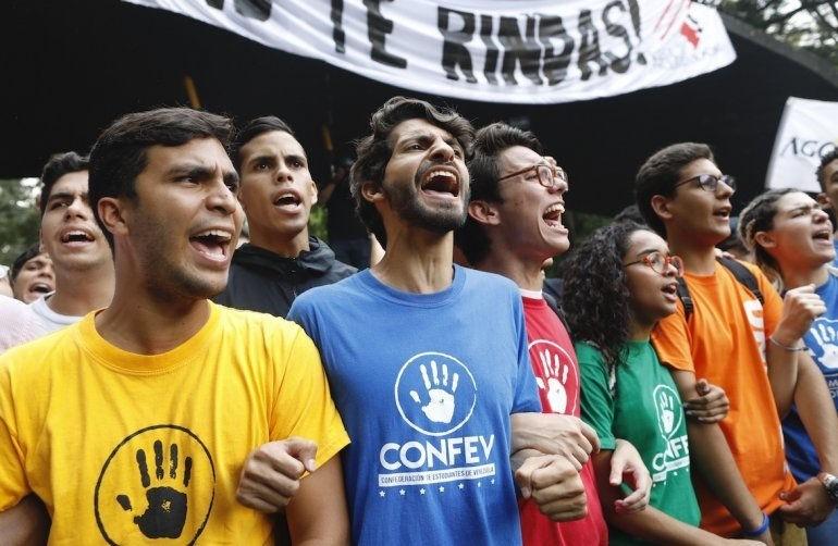 Movimiento Estudiantil y Crisis Ambiental en Venezuela