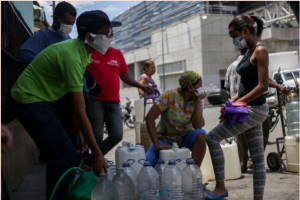 Expertos de la ONU indican que es imposible detener el COVID19 sin garantizar acceso al agua a sectores vulnerables