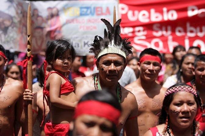 Derechos de la Naturaleza para la defensa de nuestros territorios