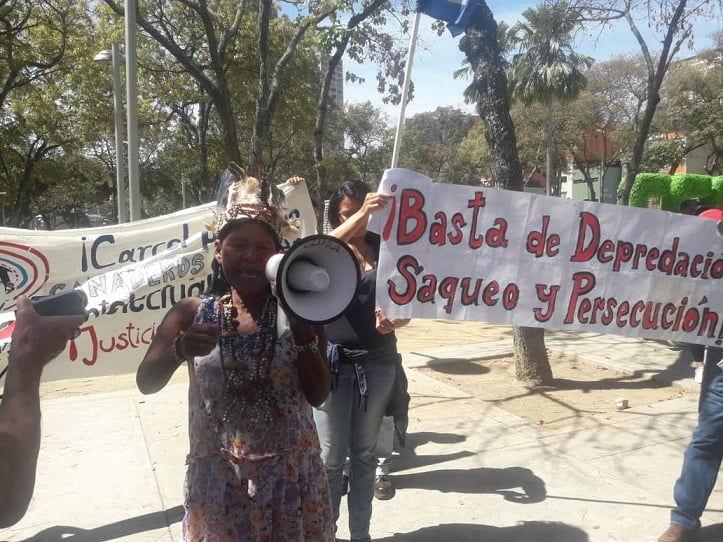 """""""Sabino no estaba luchando sólo para él nada más, estaba luchando por todos, por Venezuela"""" A 7 años del asesinato de Sabino Romero Izarra"""