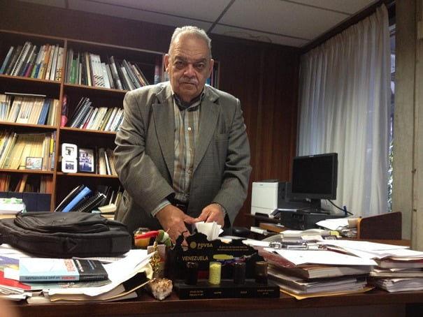 """Entrevista con Carlos Mendoza Pottellá: """"La Venezuela petrolera que conocimos en los últimos 100 años se acabó"""""""