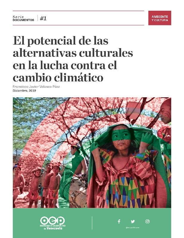 Documento «El potencial de las alternativas culturales en la lucha contra el cambio climático»