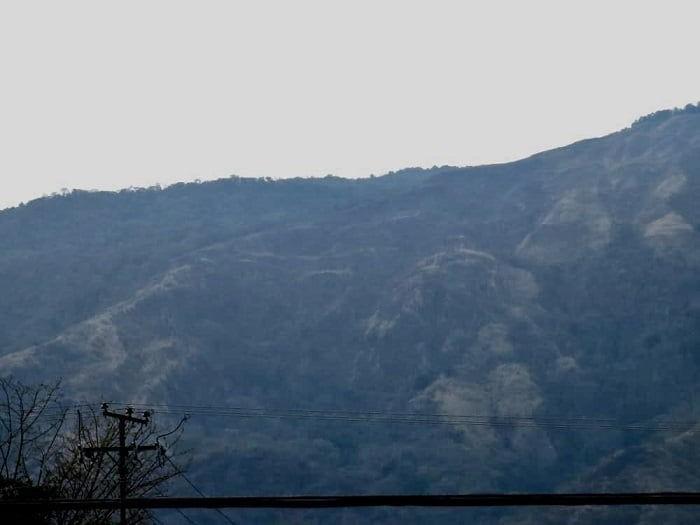 Incendio forestal afectó más de 100 hectáreas del Parque Nacional Yurubi