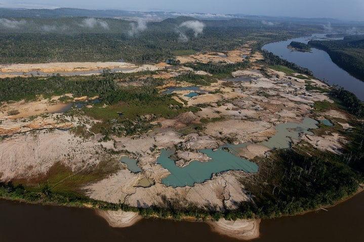 Resolución N° 0010: Una medida ilegal que agrava la destrucción y envenenamiento de nuestras fuentes de agua