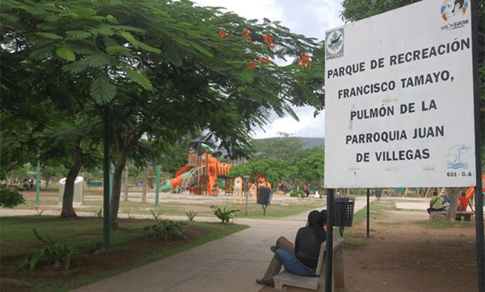 Tres parques xerofíticos larenses piden auxilio y no son escuchados