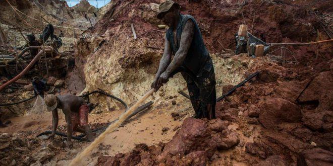 """Poder legislativo en Venezuela declara """"oro de sangre"""" al material aurífero extraído ilegalmente en la Amazonía venezolana"""