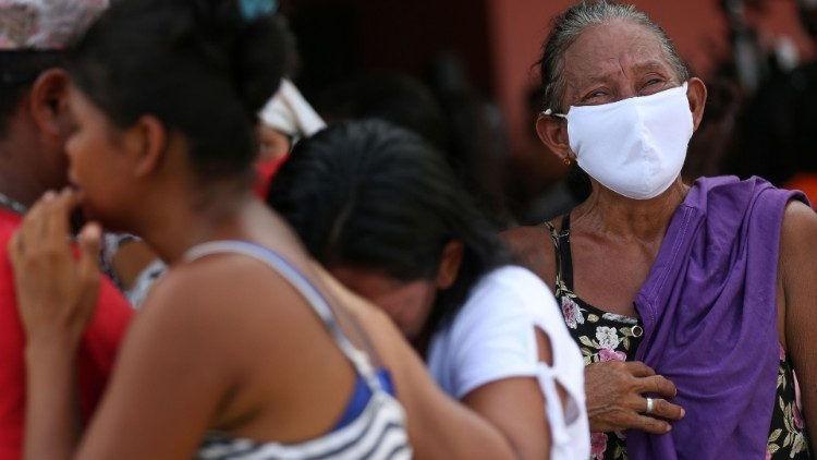 Wataniba y ORPIA alertan sobre avance de pandemia COVID-19 en estados limítrofes de la Amazonía en Venezuela