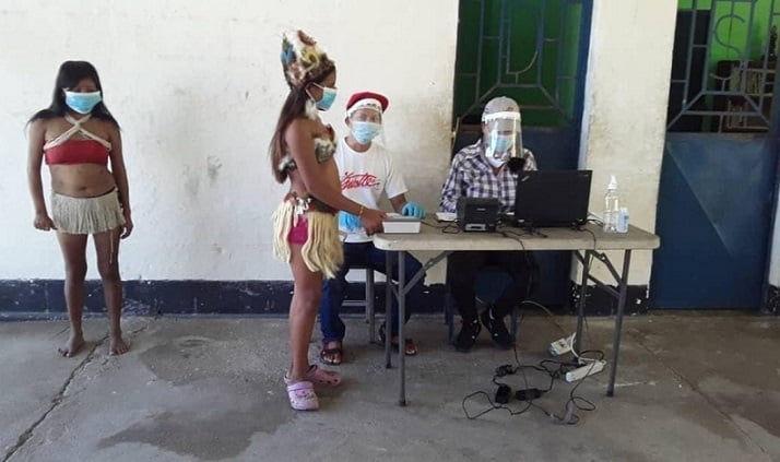 Indígenas, elecciones y participación política