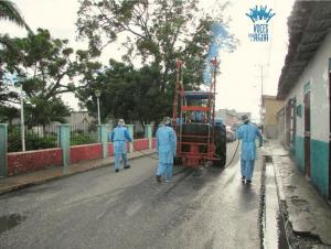 Con 85% de sus reservas de aguas agotadas, Yaracuy reporta brote de tuberculosis y foco de COVID-19