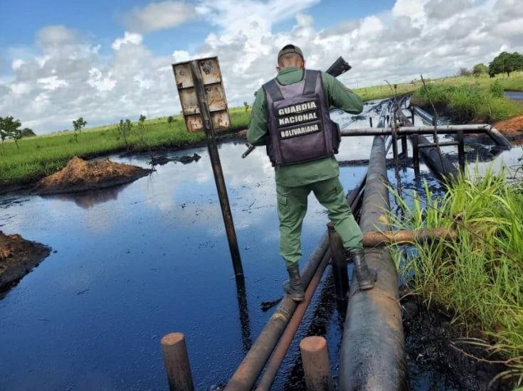 Al menos 4 derrames de petróleo reportados en lo que va de agosto en Venezuela