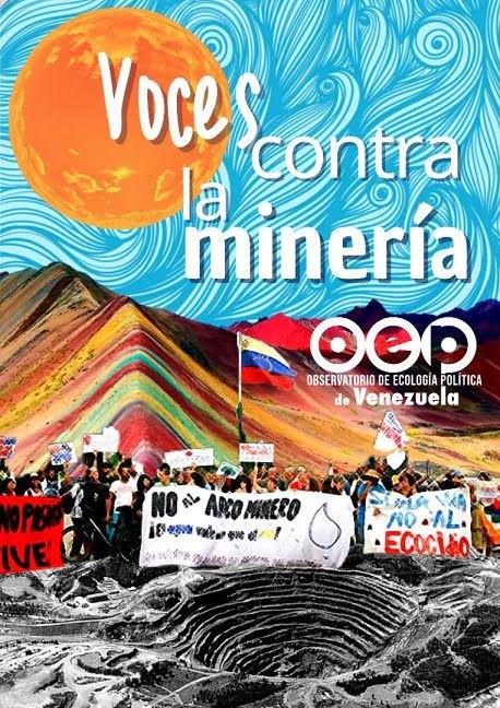 """PODCAST: """"Voces contra la minería"""""""