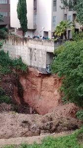Vecinos de El Cigarral advierten riesgos de inundación y contaminación de tanques de agua