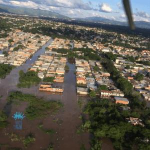 Sur de Maracay aún bajo las aguas y sin la debida atención de las autoridades